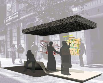 19 концептуальных дизайнов автобусных остановок