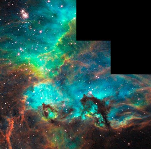Фото далекого космоса, сделанные телескопом Хаббл