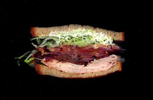 Прикольные бутерброды