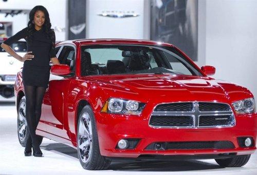 Новинки автосалона в Детройте 2011 года