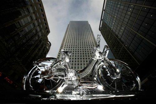 Ледяной велосипед