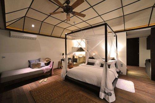 Сказочный отель на Мальдивских островах