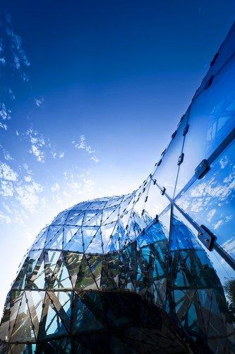 Новый музей Сальвадора Дали