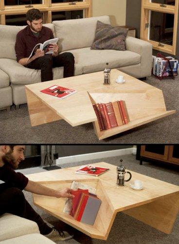 11 креативных моделей столиков