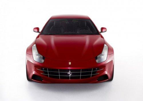 Первый полноприводник Ferrari