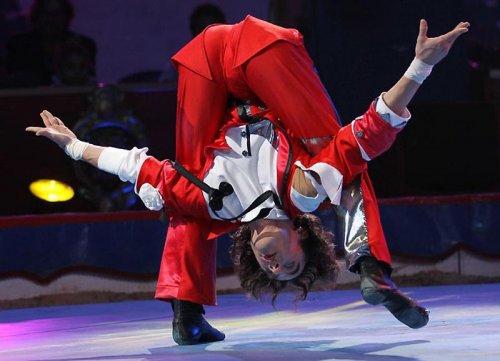 Фестиваль циркового искусства в Монте-Карло