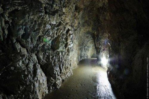 Моравский карст - живописная система пещер в Европе