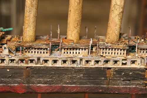 Оригинальные модели кораблей Джона Тейлора