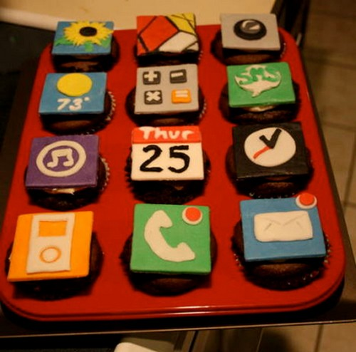 21 забавный кекс
