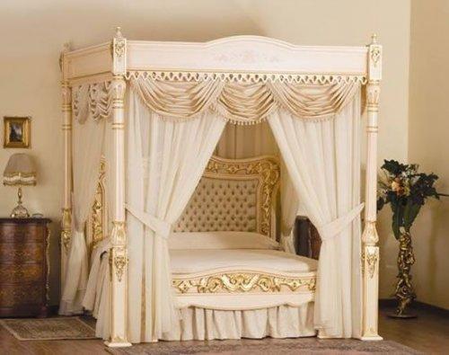 Самая дорогая в мире кровать