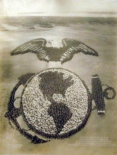 Фигуры построения американских солдат
