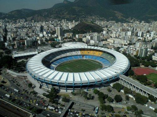 Самые впечатляющие фото стадионов планеты