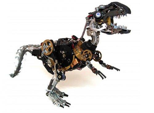 Механическое зверье