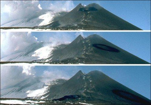 """Маленькое """"чудо"""" от вулкана"""