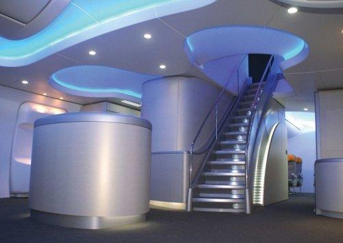 Новый пассажирский авиалайнер Boeing 747-8 Intercontinental