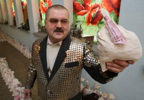 "Юрий Бабин - ""копеечный миллионер"""