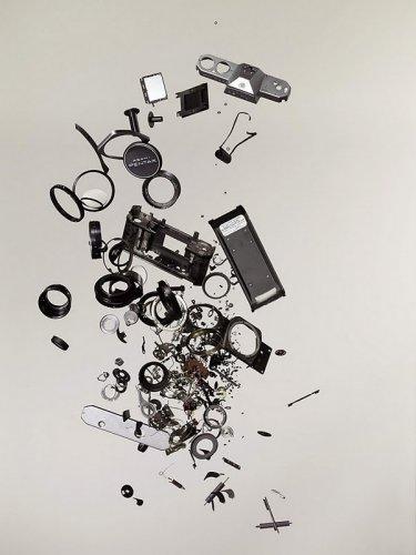 Композиции из разобранных предметов от Тодда Маклеллана