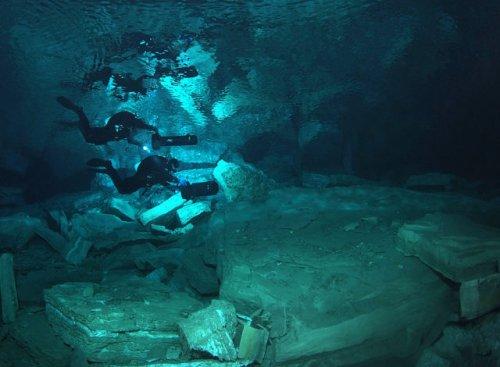 Ордынская пещера