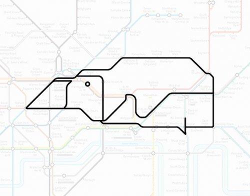 Какие животные обитают в лондонском метро?