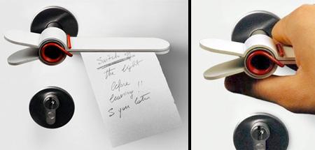 Самые оригинальные дверные ручки