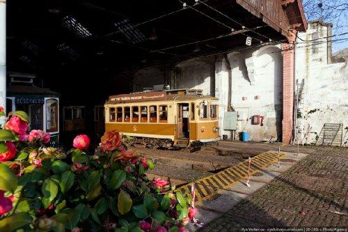 Музей трамваев в Португалии