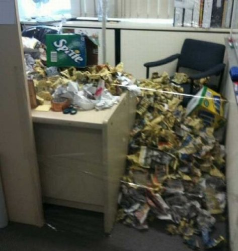 Офисные приколы