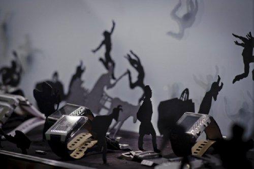 Искусство дизайнера Кайла Бина