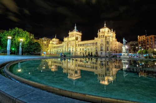 Красота испанской архитектуры