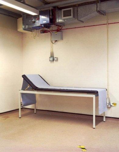 Секретный бункер в Лондоне