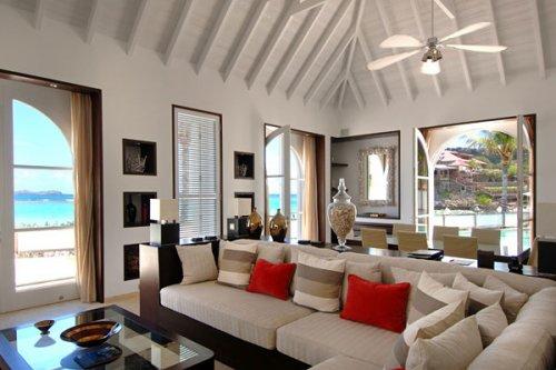 Шестизвездочный отель на Карибах