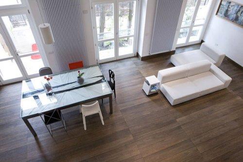 Семиуровневая квартира Casa Giancolo