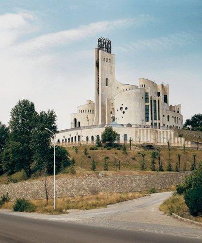 Шедевры советской архитектуры