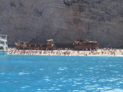 Пляж Navagio