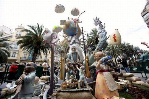 Праздник в честь святого Иосифа