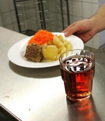 Школьные обеды в разных странах