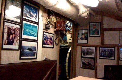 Фотографии с подводной лодки