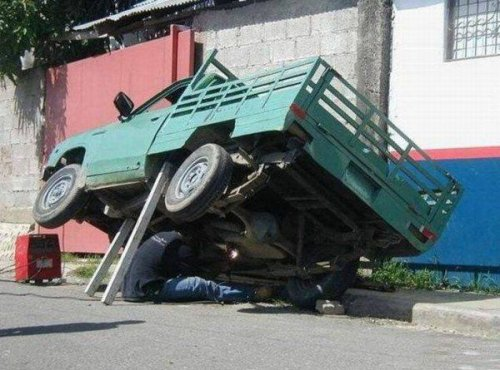 Смешные правила по технике безопасности