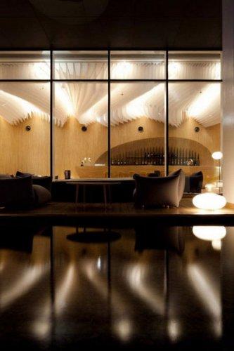 Интерьер отеля Hilton в Паттайе