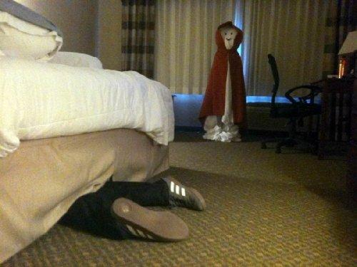 Гостиничные приколы