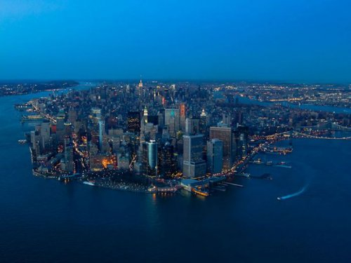 Города в сумерках от Evan Joseph