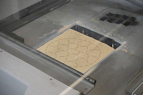 Предметы из дерева при помощи 3D-принтера