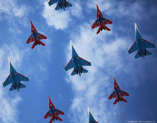 «Русским витязям» 20-лет