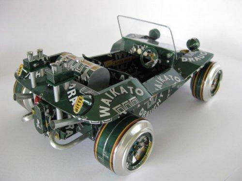 Автомобили из банок от пива