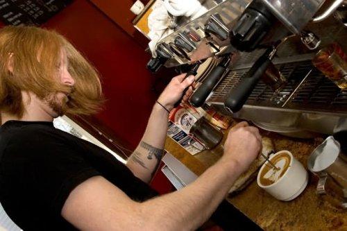 Кофейный креатив