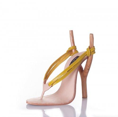 Креативный дизайн обуви
