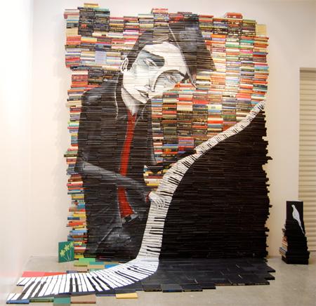 Книжные композиции