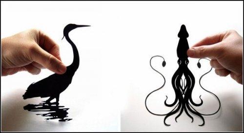 Красивые фигуры от Джо Багли