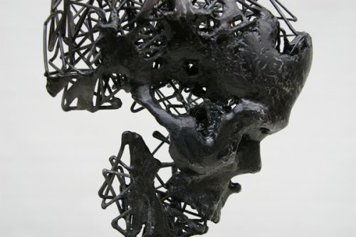 Скульптуры из стали и проволоки