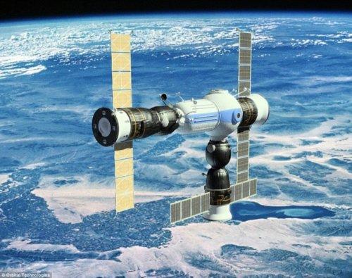 Космический отель