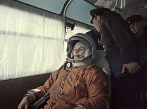 Новые фотографии Юрия Гагарина